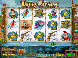 Lucky-Fishing