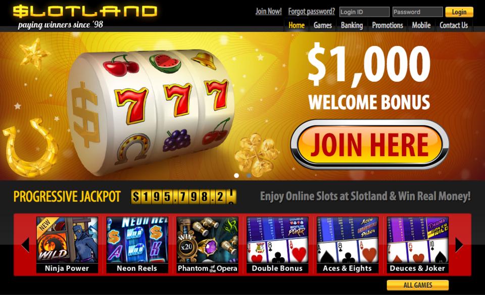 slotland online casino
